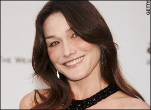Carla Bruni: 'I am monogamous from time to time, but I prefer polygamy'