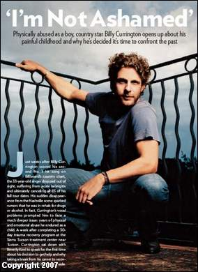 Currington, People Magazine