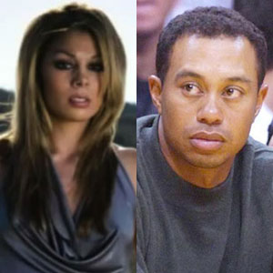 Tiger Woods and Mistress